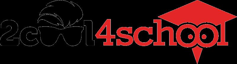 2 Cool 4 School logo